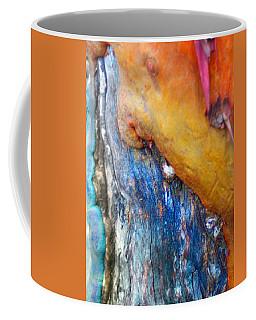 Coffee Mug featuring the digital art Ganesh by Richard Laeton