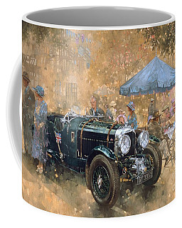 Garden Party With The Bentley Coffee Mug