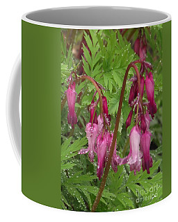 Garden Rain Drops Coffee Mug