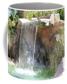 Garden Waterfall Coffee Mug
