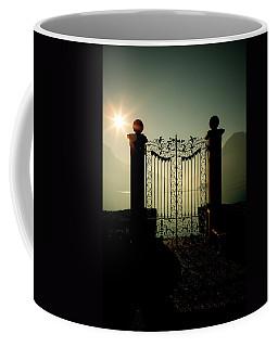 Gateway To The Lake Coffee Mug