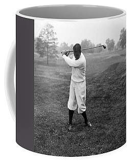 Coffee Mug featuring the photograph Gene Sarazen - Professional Golfer by International  Images