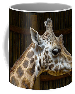 Coffee Mug featuring the photograph Gentle Man by Julia Wilcox