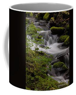 Gently Falling Coffee Mug by Mike Reid