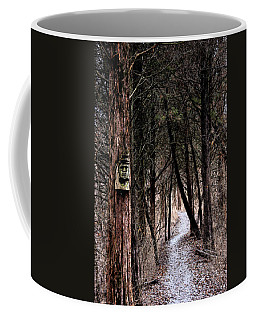 Gently Into The Forest My Friend Coffee Mug