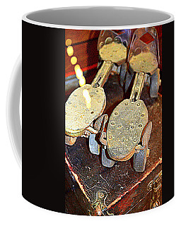 Get Your Skates On Coffee Mug
