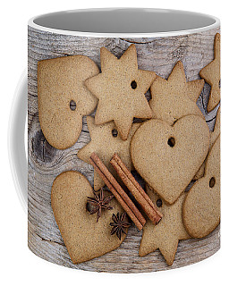 Gingerbread Coffee Mug