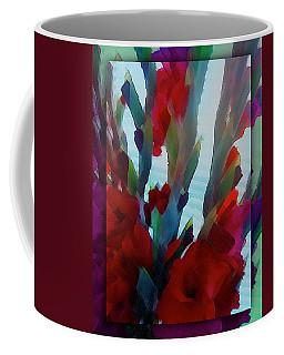 Coffee Mug featuring the digital art Glad by Richard Laeton