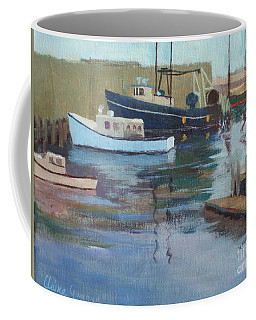 Gloucester Harbor Coffee Mug