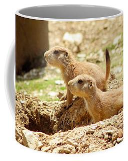 Go West Young Man Coffee Mug