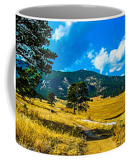 Coffee Mug featuring the photograph God's Country by Shannon Harrington