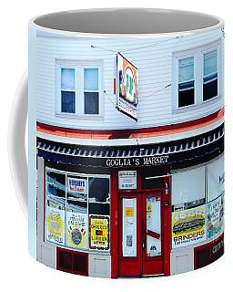 Goglias Market Bristol Ri Coffee Mug