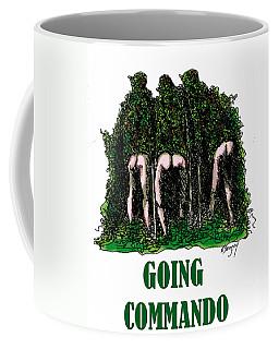 Going Commando Coffee Mug
