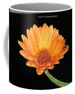 Golden Droplets Coffee Mug
