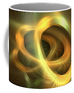 Golden Rings Coffee Mug