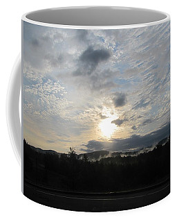 Good Morning New York State Coffee Mug by Maciek Froncisz