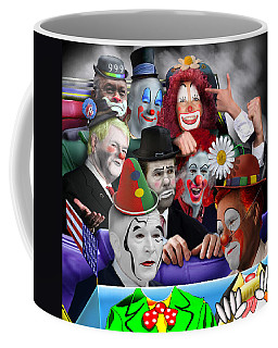 Gop - The Greatest Show On Earth Coffee Mug