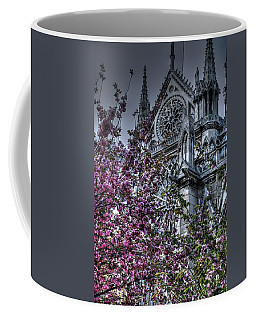 Gothic Paris Coffee Mug