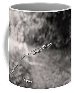 Grass Over Dirt Road Coffee Mug