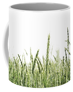 Grassy Coffee Mug by Tom Bush IV