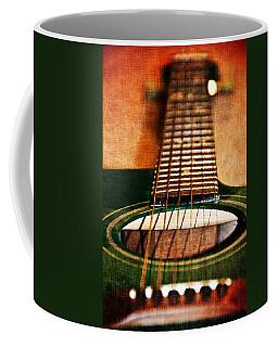 Green Gibson Coffee Mug
