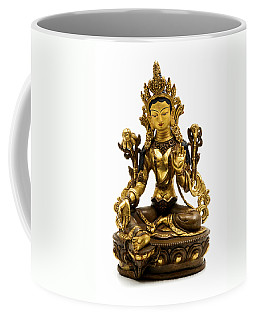 Green Tara Coffee Mug