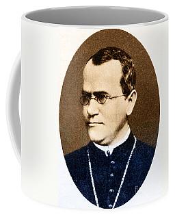 Gregor Mendel, Father Of Genetics Coffee Mug