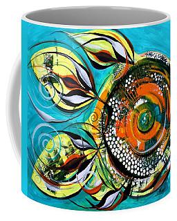 Gretchen Fish A Citrus Twist Coffee Mug