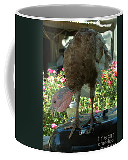 Grill Turkey Anyone Redneck Style Coffee Mug