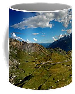 Grossglockner High Alpine Road Coffee Mug