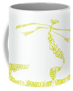 Ground Frond Coffee Mug