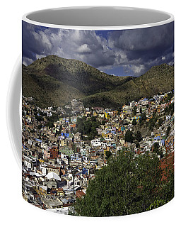 Guanajuato Vista No. 1 Coffee Mug by Lynn Palmer