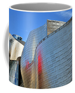 Guggenheim Museum Bilbao - 3 Coffee Mug