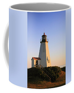 Gurnet Point Lighthouse Coffee Mug