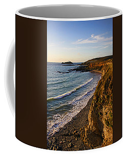 Gwithian Beach Coffee Mug