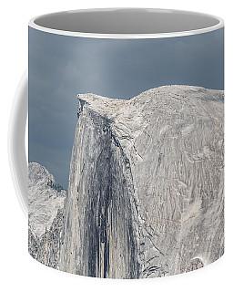 Half Dome From Glacier Point At Yosemite Np Coffee Mug