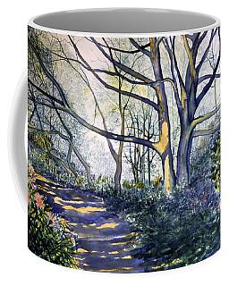Halfway There Dane's Dyke Coffee Mug