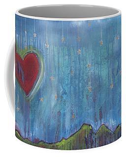 Hang Among The Stars Coffee Mug