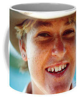 Happy Island Girl Coffee Mug