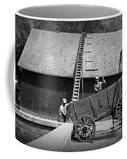 Coffee Mug featuring the photograph Harvest by Bonfire Photography