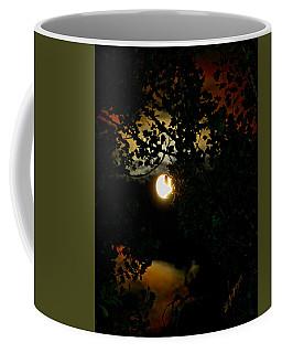 Haunting Moon IIi Coffee Mug by Jeanette C Landstrom