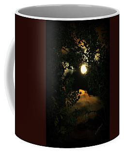 Haunting Moon Coffee Mug by Jeanette C Landstrom