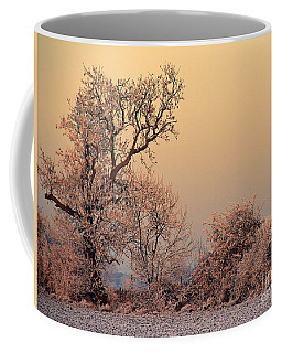 Frost 2 Coffee Mug by Linsey Williams