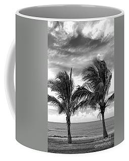 Hawaiian Palms Coffee Mug by Mark Gilman