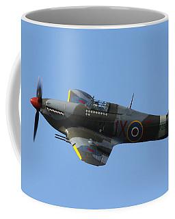 Hawker Hurricane Coffee Mug by Ken Brannen