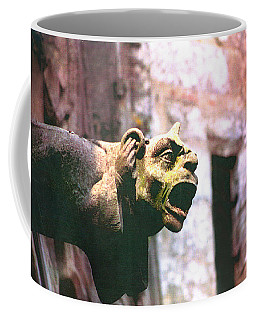 Hear No Evil Coffee Mug