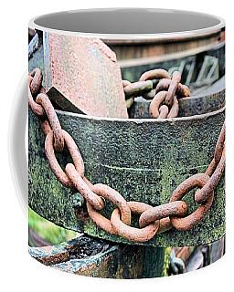 Heavy Chain Coffee Mug