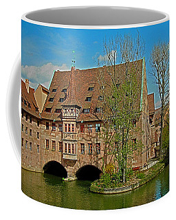 Heilig-geist-spital In Nuremberg Coffee Mug