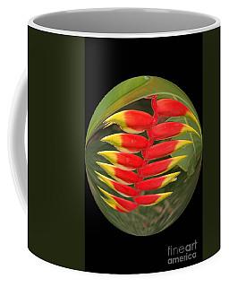 Heleconia Coffee Mug by Mark Gilman