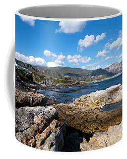 Hermanus Coastline Coffee Mug
